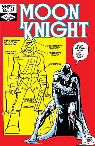 Moon Knight (1980-1984) #19