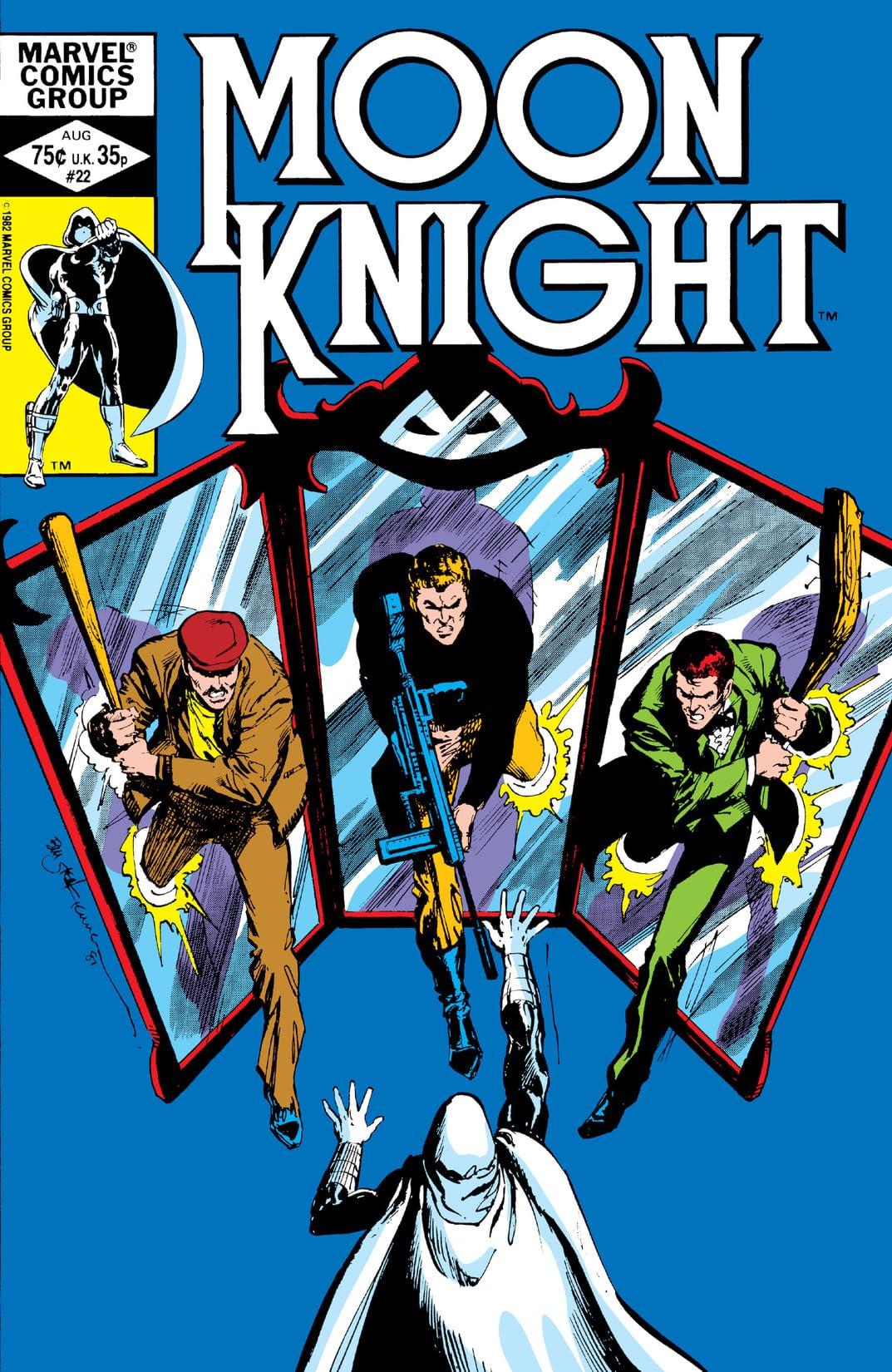 Moon Knight (1980-1984) #22