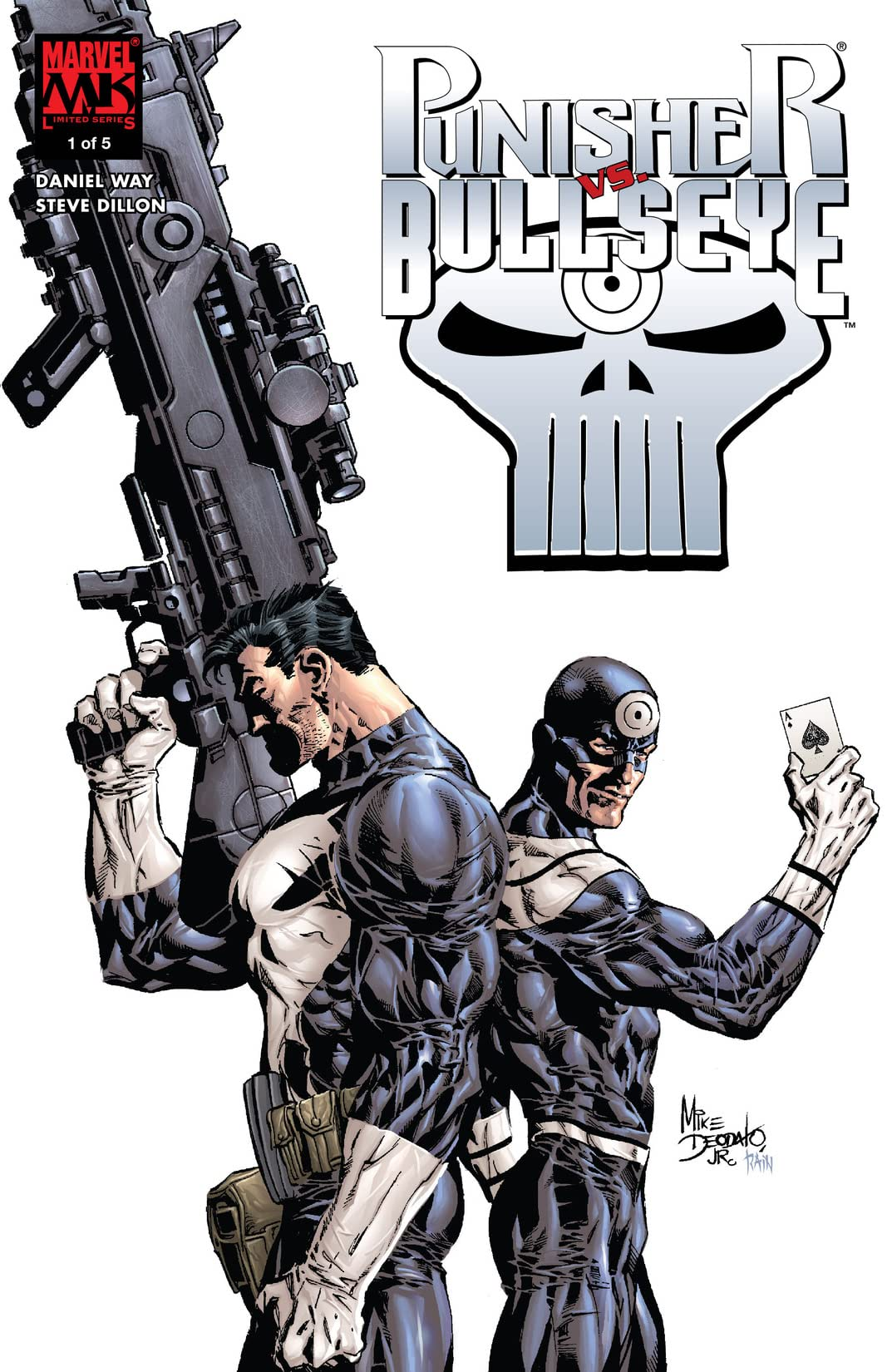 Punisher vs. Bullseye (2005-2006) #1 (of 5)