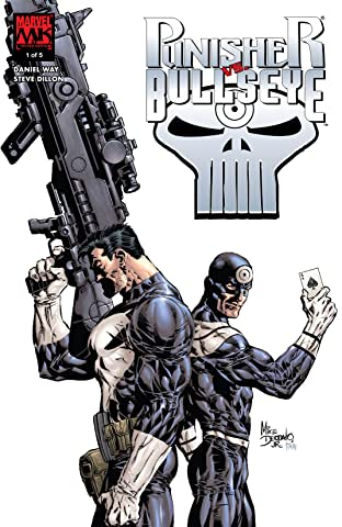 Punisher vs. Bullseye (2005-2006) #1 (of 5)