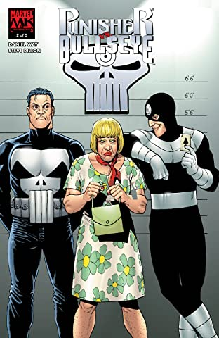 Punisher vs. Bullseye (2005-2006) #2 (of 5)