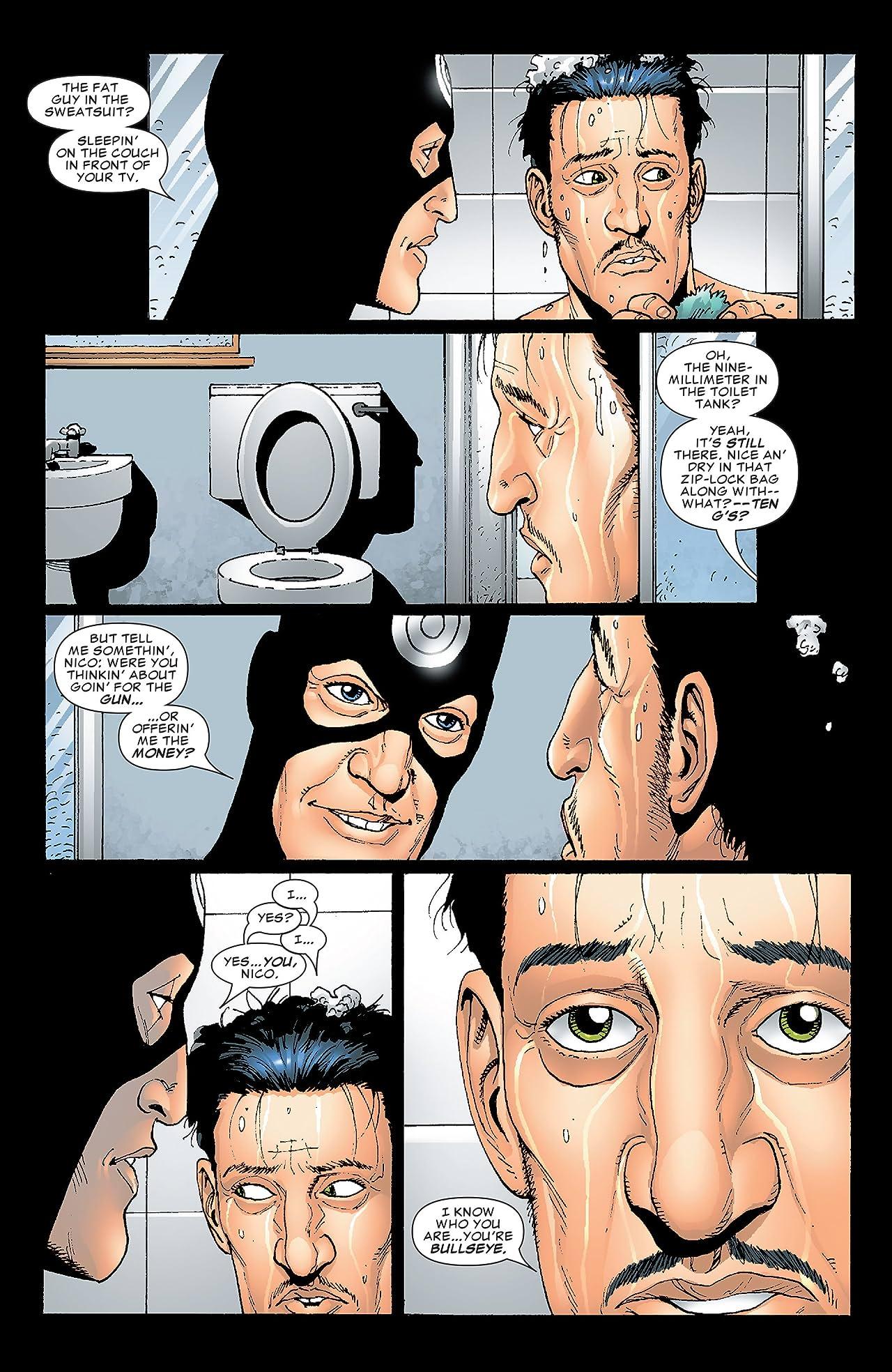 Punisher vs. Bullseye (2005-2006) #2 (of 5)