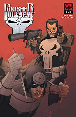 Punisher vs. Bullseye (2005-2006) #3 (of 5)