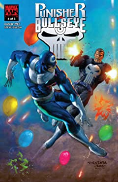 Punisher vs. Bullseye (2005-2006) #4 (of 5)