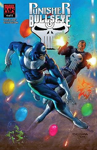 Punisher vs. Bullseye (2005-2006) #4 (of 5)