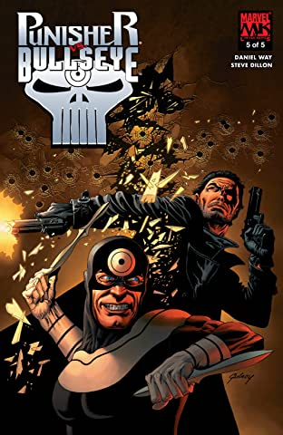 Punisher vs. Bullseye (2005-2006) #5 (of 5)