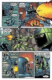 The Last Defenders (2008) #1 (of 6)