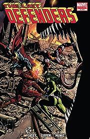 The Last Defenders (2008) #2 (of 6)