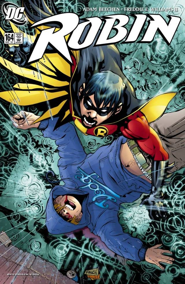 Robin (1993-2009) #164