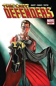 The Last Defenders (2008) #5 (of 6)