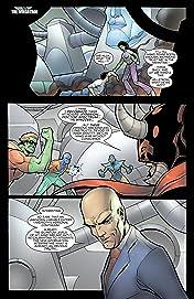 The Last Defenders (2008) #6 (of 6)