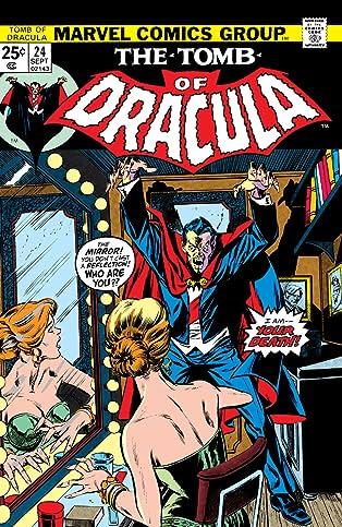 Tomb of Dracula (1972-1979) #24