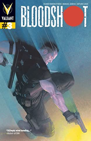 Bloodshot (2012- ) No.3: Digital Exclusives Edition