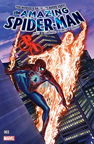 Amazing Spider-Man (2015-2018) No.3