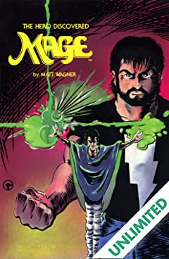Mage: The Hero Discovered #1