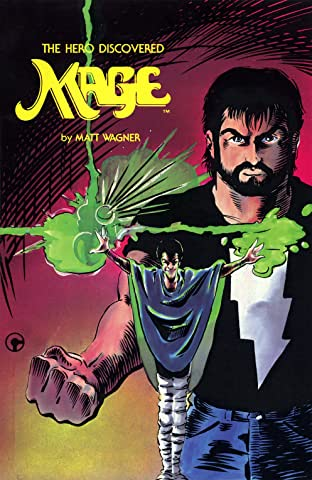 Mage: The Hero Discovered No.1
