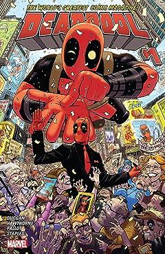 Deadpool (2015-2017) No.1