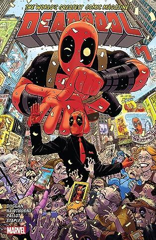Deadpool (2015-2017) #1