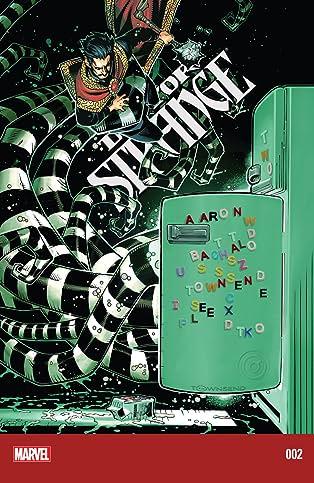 Doctor Strange (2015-) #2