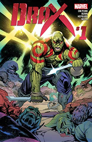 Drax (2015-) #1