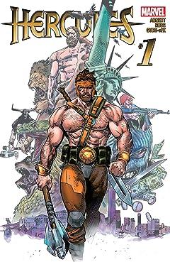 Hercules (2015-2016) #1