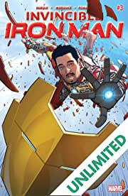Invincible Iron Man (2015-2016) #3