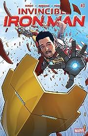 Invincible Iron Man (2015-2016) #3