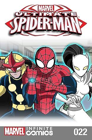 Ultimate Spider-Man Infinite Comic #22