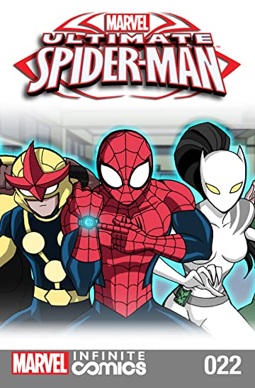 Ultimate Spider-Man Infinite Comic #22