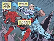 Deadpool & Cable: Split Second Infinite Comic #2