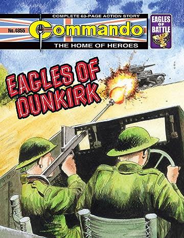 Commando #4855: Eagles Of Dunkirk