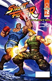 Street Fighter Unlimited #2