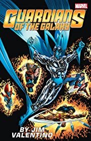 Guardians of the Galaxy By Jim Valentino Vol. 3