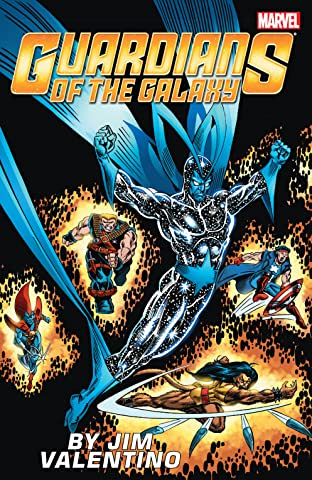 Guardians of the Galaxy By Jim Valentino Tome 3