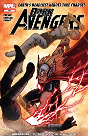 Dark Avengers #180