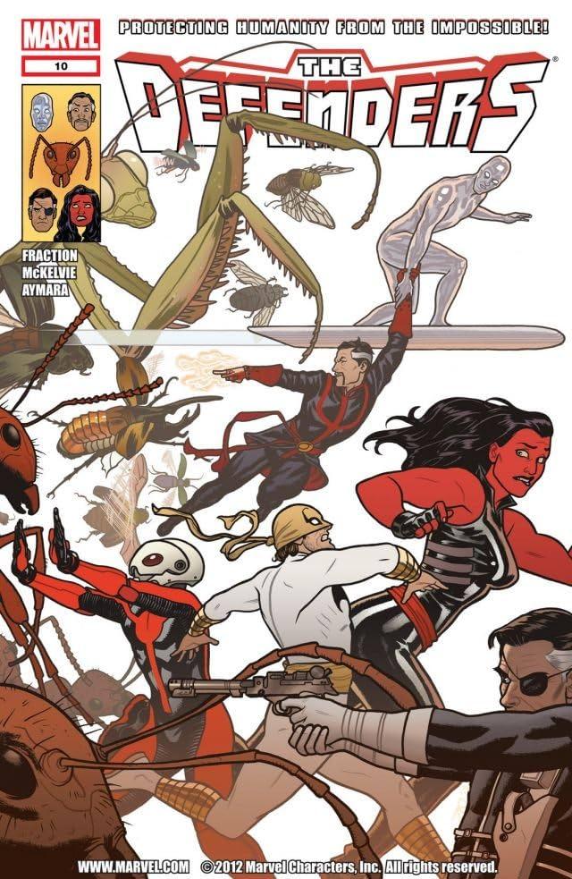 Defenders (2011-2012) #10