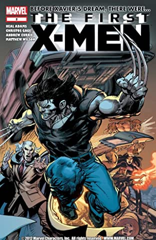 First X-Men No.2 (sur 5)
