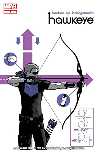 Hawkeye (2012-2015) No.2