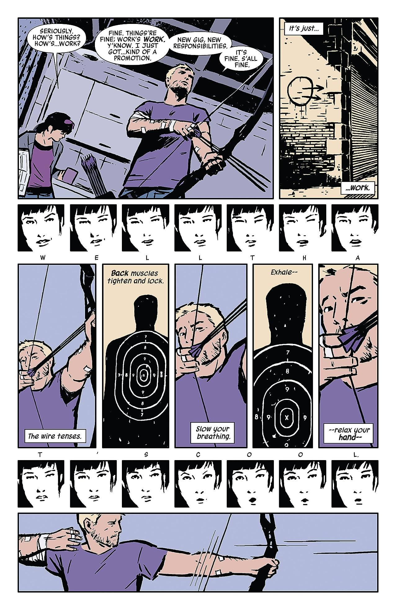 Hawkeye (2012-2015) #2