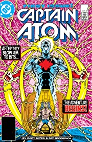 Captain Atom (1986-1991) No.1