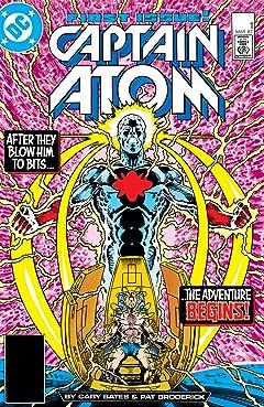 Captain Atom (1986-1991) #1