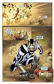 Invincible Iron Man (2008-2012) #524
