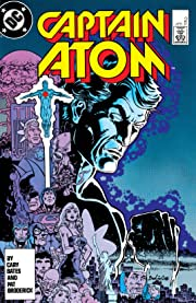 Captain Atom (1986-1991) No.2