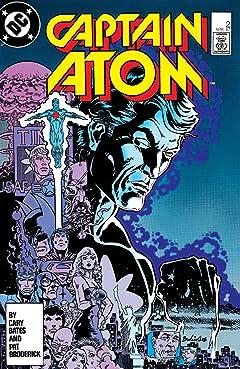 Captain Atom (1986-1991) No.2