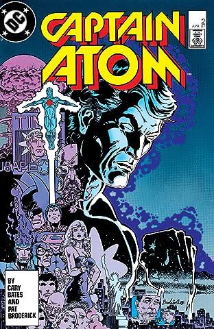 Captain Atom (1986-1991) #2