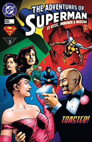 Adventures of Superman (1986-2006) #535