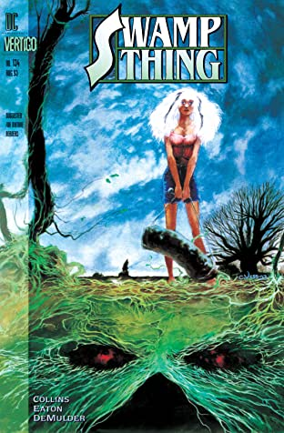 Swamp Thing (1982-1996) #134