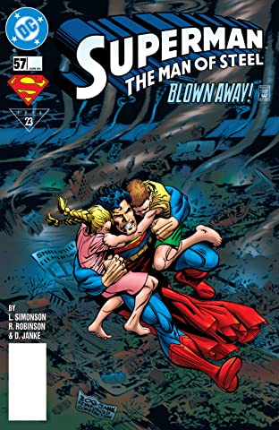 Superman: The Man of Steel (1991-2003) #57