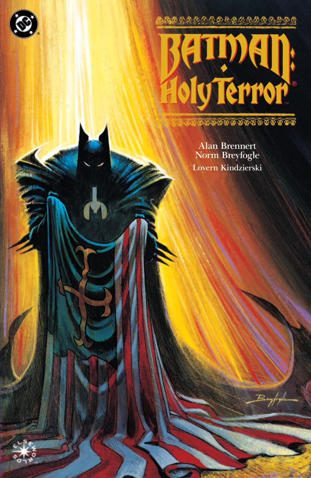 Batman: Holy Terror (1991) #1