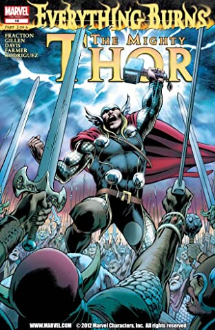 The Mighty Thor (2011-2012) #19